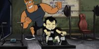 The Gym (episode)
