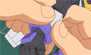 Odin's hand part