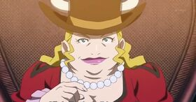 Madame Bullhorn 1