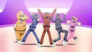 Otaranger full-team-pose