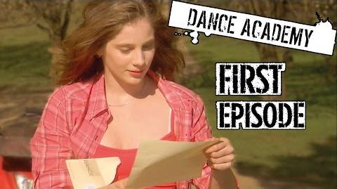 Dance Academy S1 E1 Learning to Fly