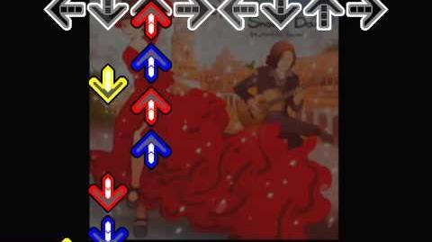 DDR 2013 Spanish Snowy Dance - Double Expert