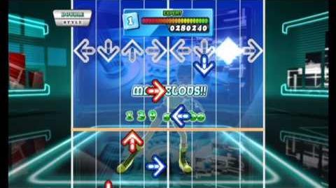 DDR II - Fire Fire (Expert Double Dance Mode)
