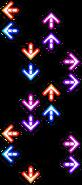 Rainbow 16ths (x2)