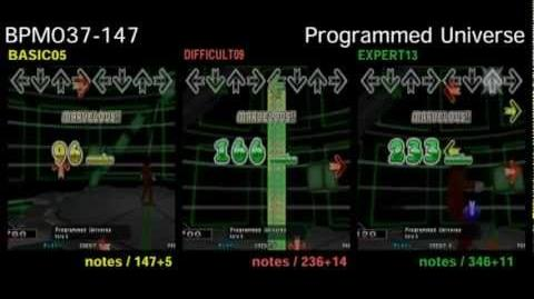 DDR X3 Programmed Universe - DOUBLE