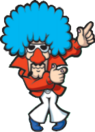 Jimmy T. WarioWare Smooth Moves