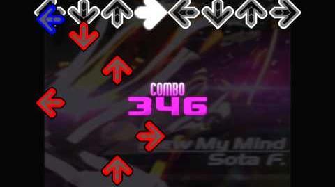 【DDR 2013】 Blew My Mind DOUBLE CHALLENGE 譜面確認+ハンドクラップ