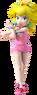Princess Peach Artwork - Dance Dance Revolution Hottest Party Stage Tour
