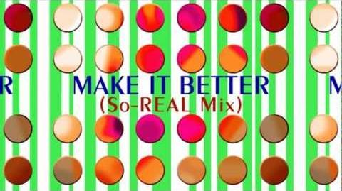 DDR X3 vs 2ndMIX MAKE IT BETTER (So-REAL Mix) 【BG】