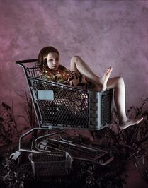 Maddie Dazed Magazine 5