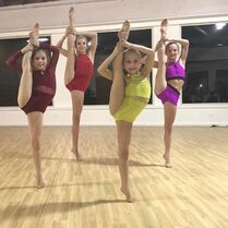 721 Elliana, Brynn, Lilliana and Maesi