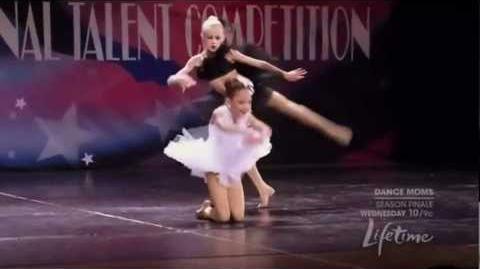 Black Swan - Chloe and Maddie Duet (Dance Moms)