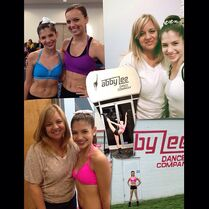 Ashtin Roth - with Payton and Leslie at ALDC studio - 2013-09-10
