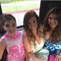 Kendall Gianna Kalani - Reality Television Awards - 13May2015