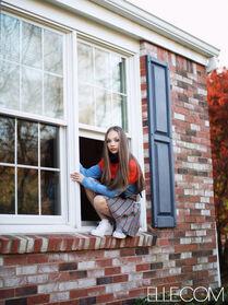 Maddie Ziegler Elle magazine