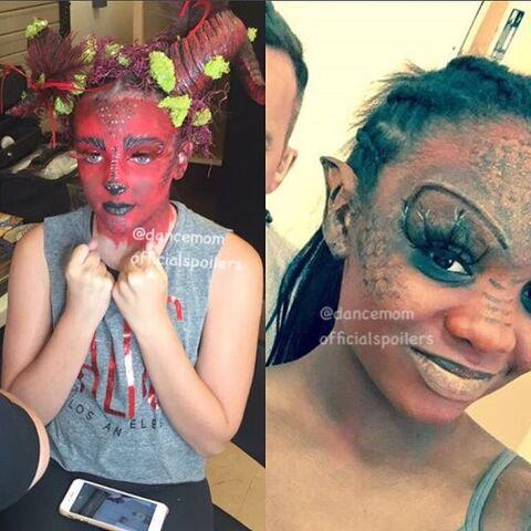 File:704 Kendall ; Camryn - Group (Makeup) BTS.jpg