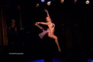 Talia Cabaret for a Cause - June 2015