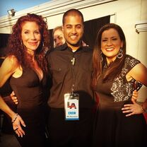ReneeW and JenniferR at ALDC LA opening (Tessa also going) 30May2015