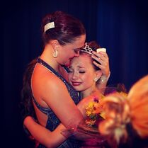Auriel and Maddie posted 2014-07-01 - saddest moment of recital