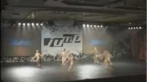 Dance Moms Born To Dance FULL VERSION at Jump Dance Convention 2 25 12
