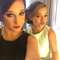 Gia and Mackenzie - 2015-07-12