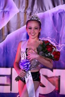 Kaycee Rice - Teen icon and Grand Champion among title winners - Thunderstruck Nationals