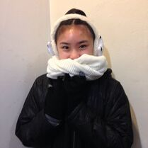 Jade cold in NYC 2014-11-19