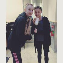 Chloe Smith and Tessa Wilkinson - 2015-05-09