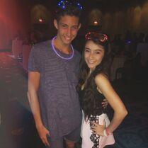 Nick Daniels and Kamryn Beck 2015-06-30