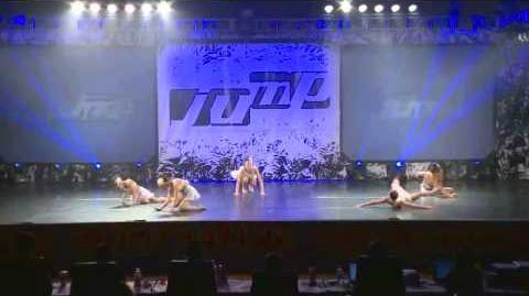 Frost - ALDC Jr Group - Frost - Jump - Pittsburgh 2014