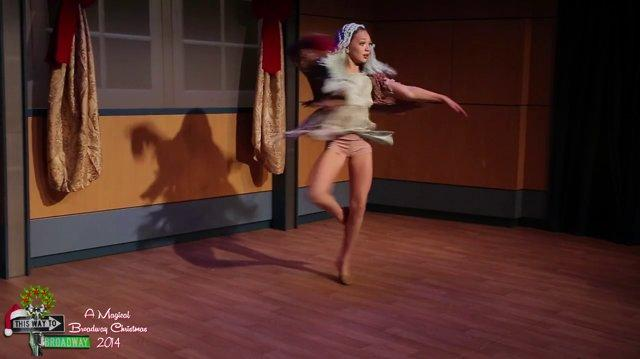 Maddie Ziegler - Among All Of God's Creatures - TWTB Christmas 2014