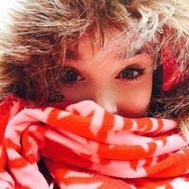 Kendall winter eyes 2014-11-29