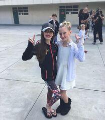 721 Ariana and Maesi