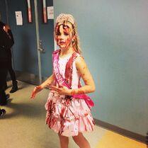 JoJo bloody prom queen 1