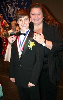 Brandon Pent-Abby Lee Miller-DMA 2011 Pennsylvania Title