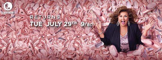2014 Season 4 Dance Moms returns July 29th png-to-jpg