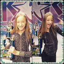 Ava at Detroit KAR 2015-03-22