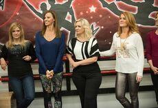 Season 4 LT-24 Melissa Jeanette Tracey Tami