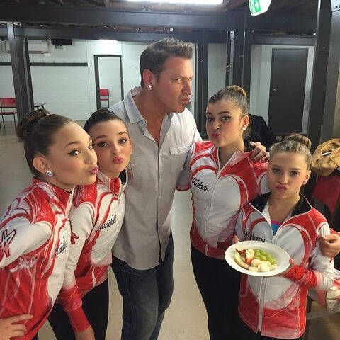 File:Kalani and DavidNewman with ALDC - piercing - posted Wednesday 2015-05-06.jpg