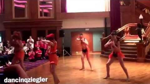 ALDC - STOMP THE YARD - GROUP DANCE (Ireland)
