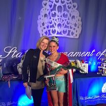 Loree Cloud and Haley Huelsman 15March2015