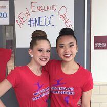 Haley and Jade - posted 16May2015
