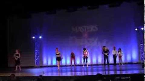 Dance Moms Children with Guns Full Small Group (High Quality)