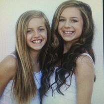 Kayla and Talia 2014-09-21