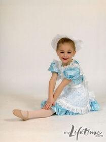 Little chloe blue