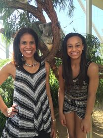Holly Nia and Koala March 2015
