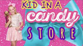 Kid In A Candy Store cover