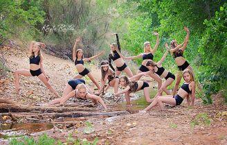 Club Dance for Krista Rados (2)