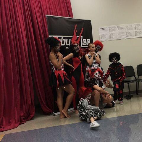 File:706 Group Dance - Clowning Around 2.jpg