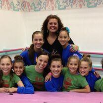 ALDC with Kalani Gianna McKaylee Sarina Haley 2013-08-19